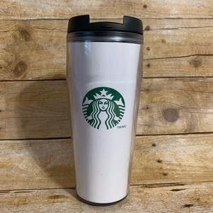 Starbucks 16oz mug tumbler flip top mermaid